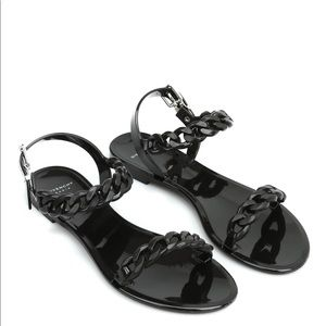 Like new Givenchy Jelly sandals 40